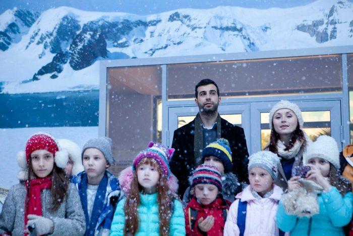 новогодние современные русские фильмы