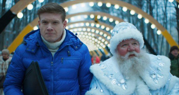 современные русские фильмы на новый год