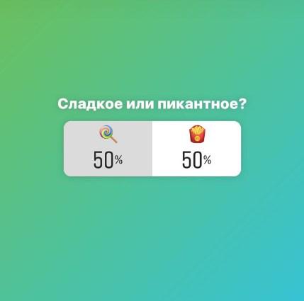 Кто проголосовал в опросе в истории в инстаграме