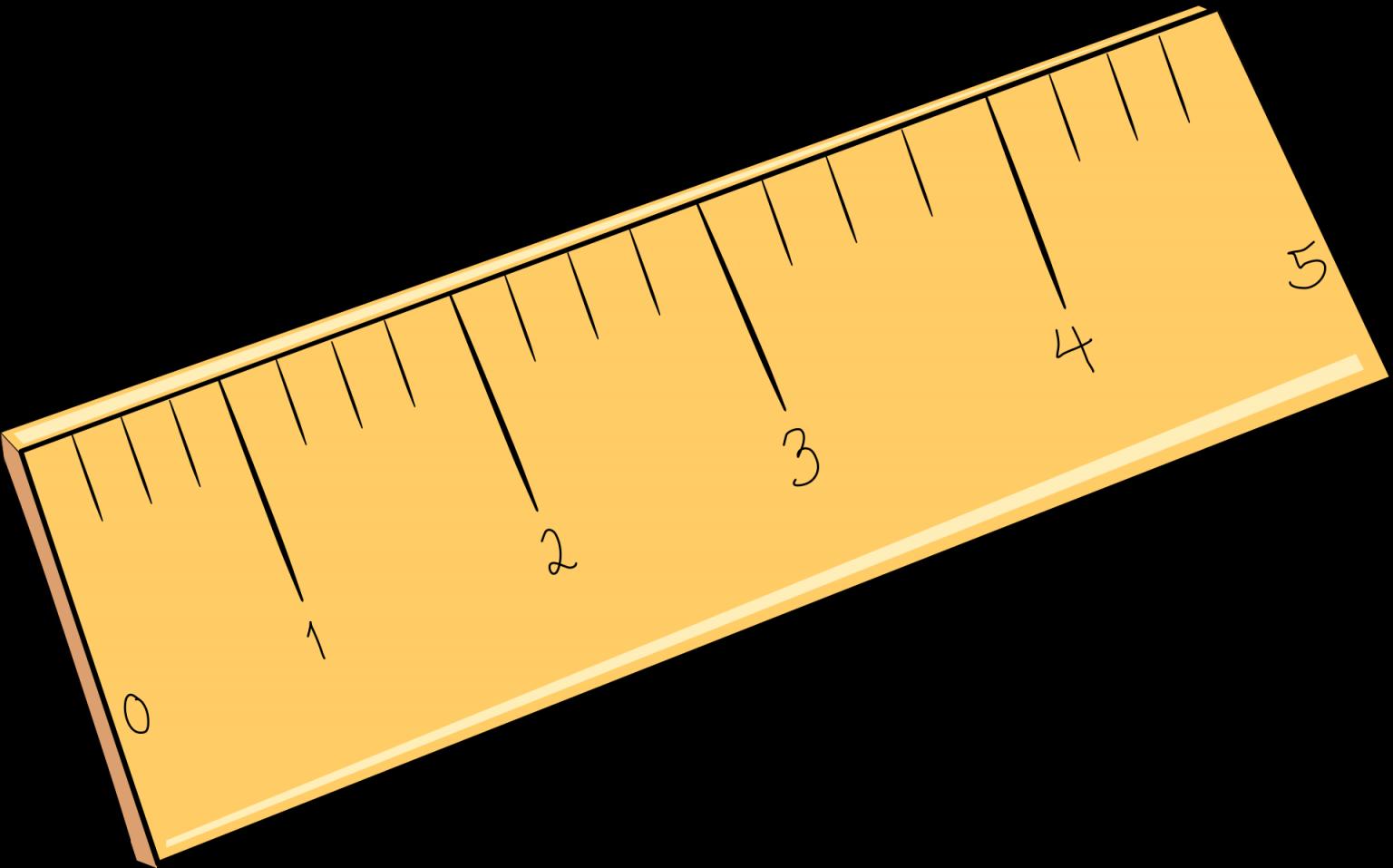 Короткая и длинная шкала в картинках