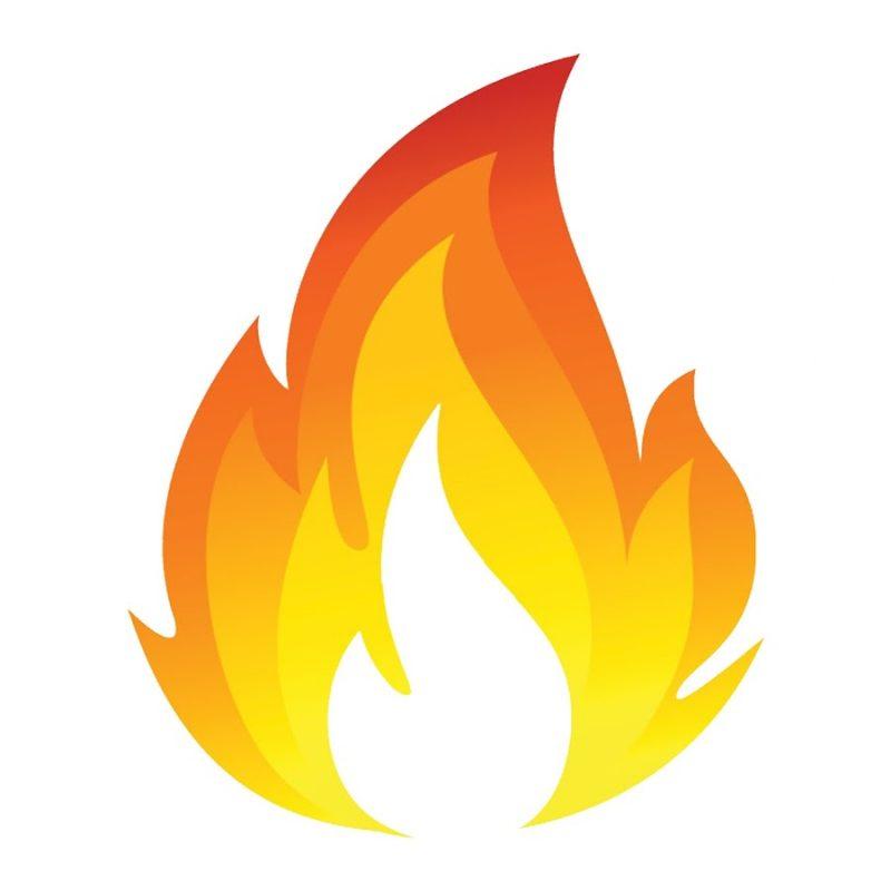 Огненные маски в инстаграме