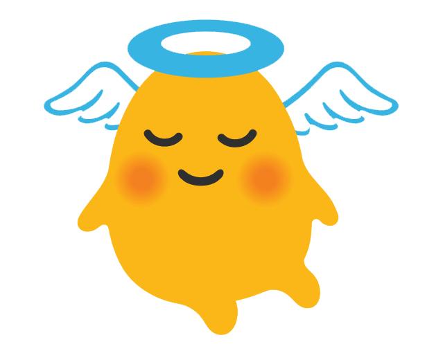 Маска с ангелами в инстаграме