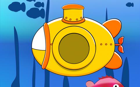 Игра в Тик Токе Подводная лодка