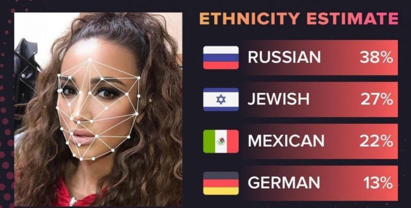 Приложение Кто ты по национальности