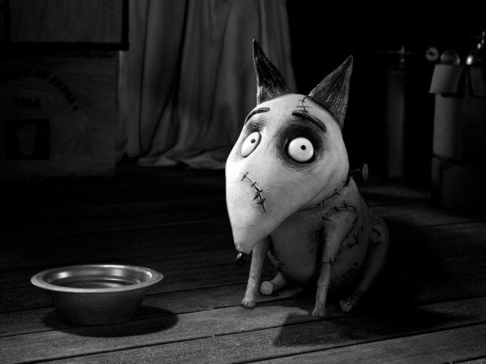 Лучшие мультфильмы на Хэллоуин