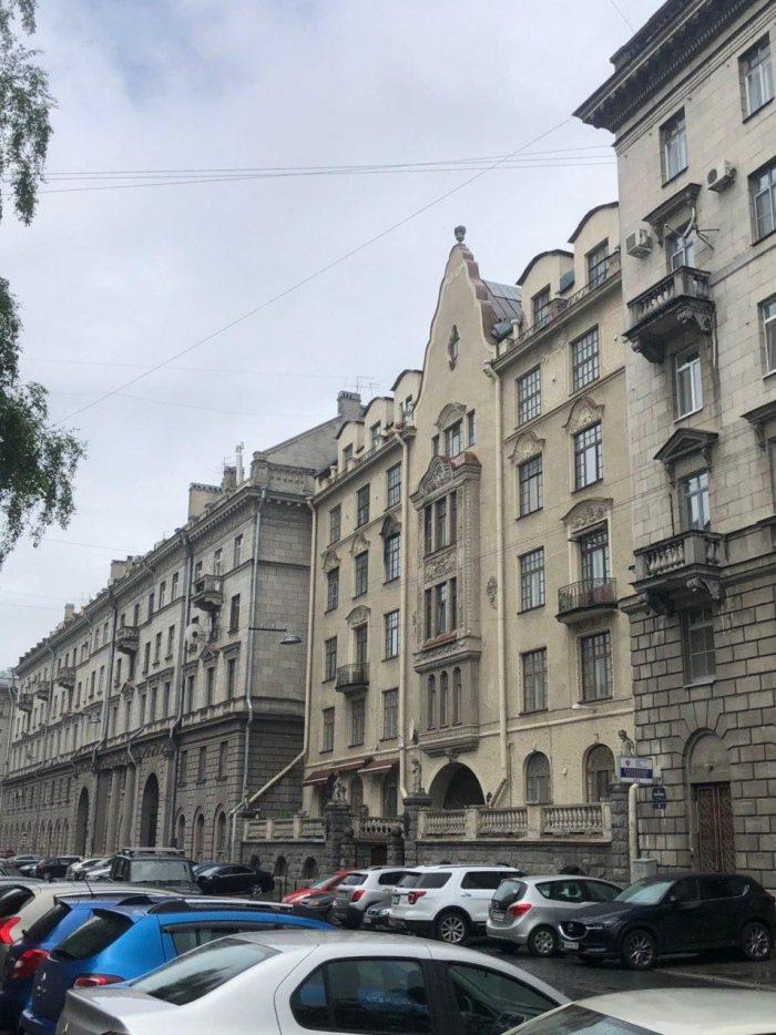улица рентгена 4 санкт петербург