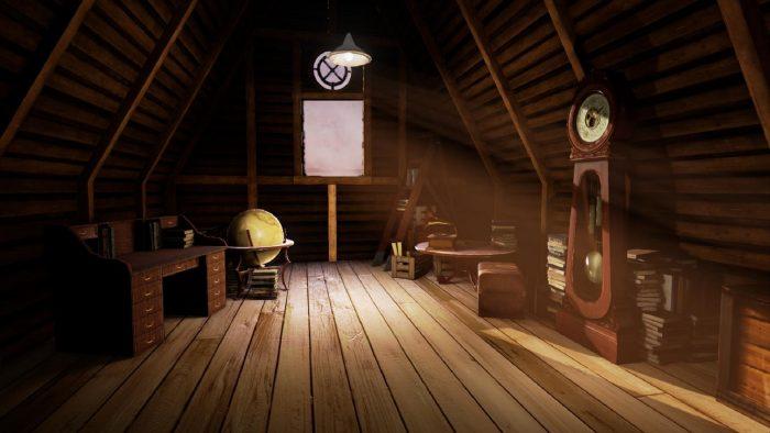Игры, где надо бродить по замку и особняку