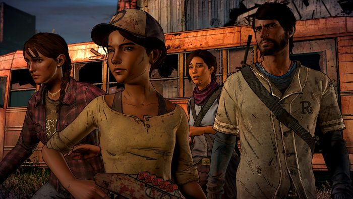 The Walking Dead игра
