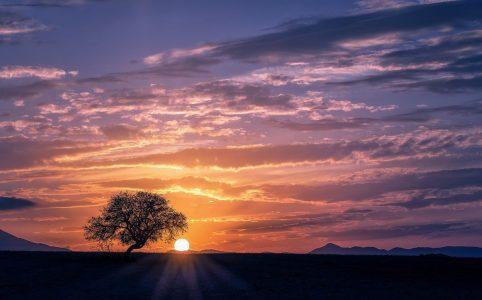 Как поменять небо на фотографии