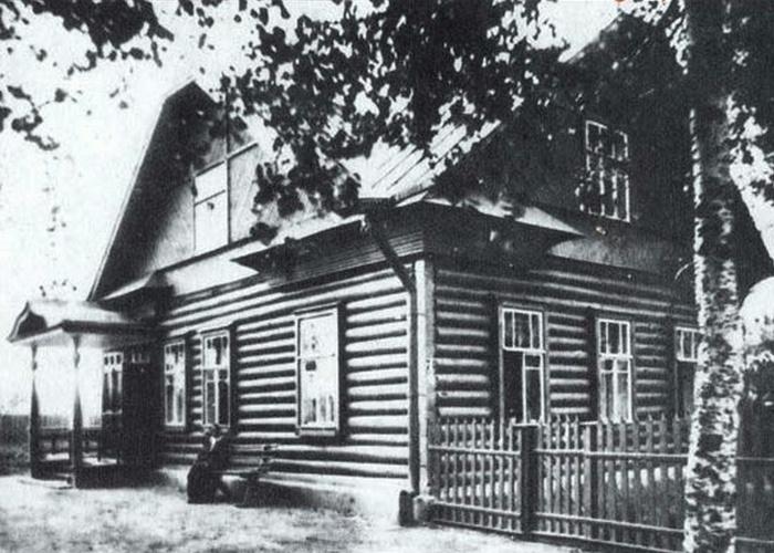 дом в лигово анны павловой
