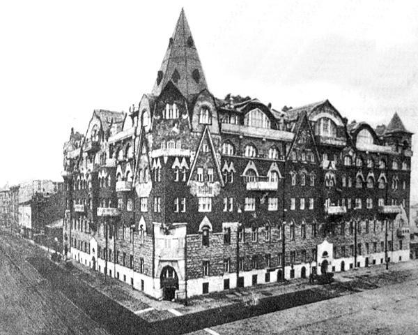 доходный дом сказка санкт петербург
