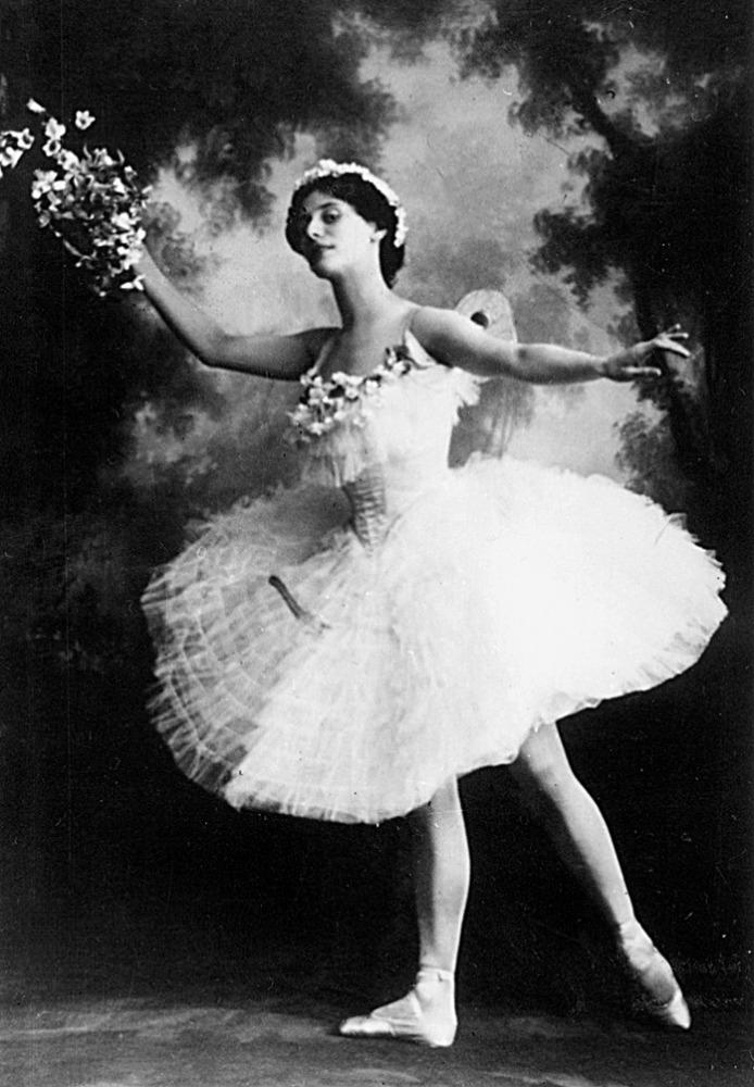 балет жизель павлова