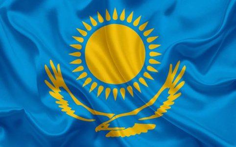 Маска в инстаграме казахский флаг