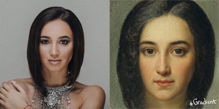 Приложение превращает в старинный портрет 15 века или фреску