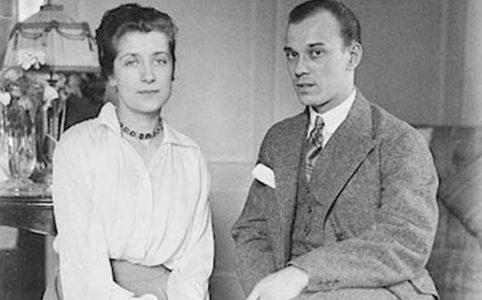 Вацлав и Ромола Нижинские