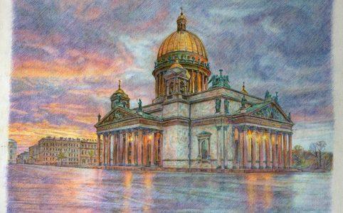 Красивые места для фото в Санкт-Петербурге