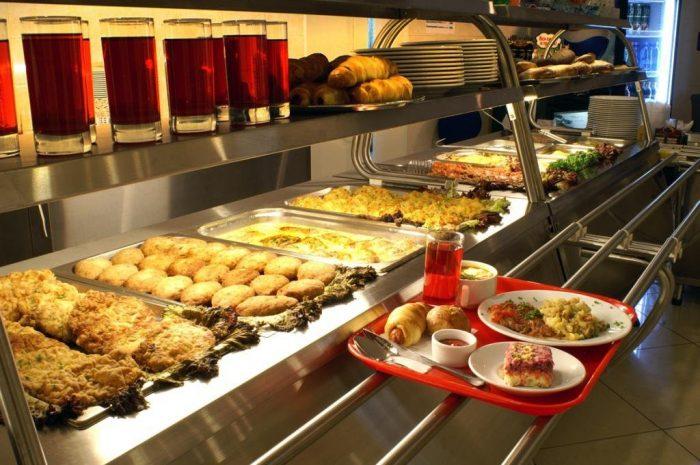 Где бюджетно поесть в Санкт-Петербурге