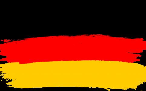Маска в инстаграме Немецкий флаг