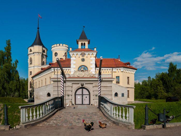 Крепость Мариенталь