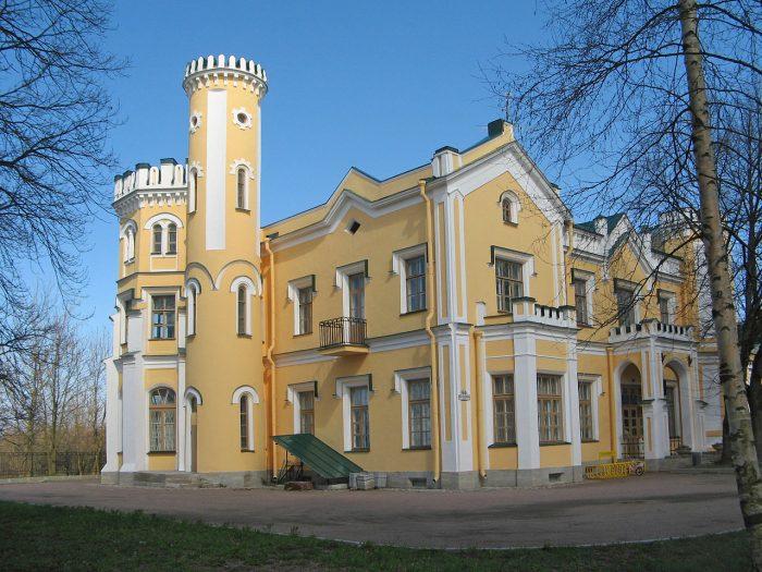Дача П.К. Александрова (Львовский дворец)