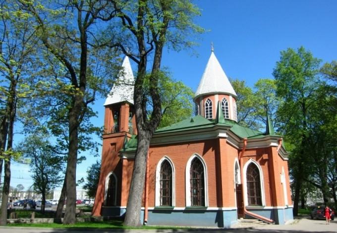 Готические места в Санкт-Петербурге