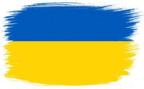 Маска в инстаграме украинский флаг