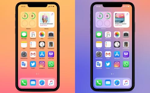 Лучшие приложения для виджетов для iOS 14 на айфоне