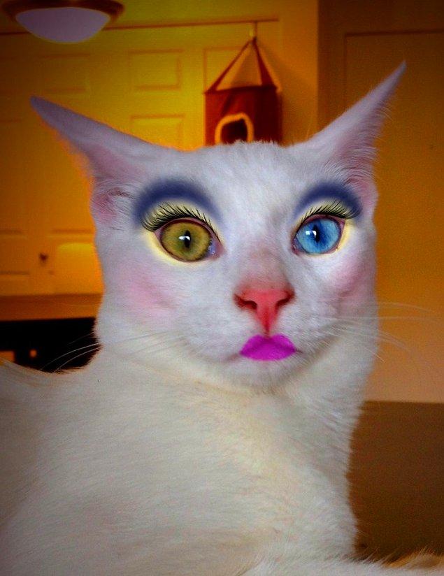 Фильтры с макияжем в инстаграме