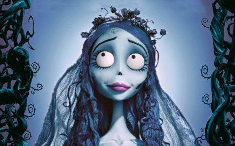 Маска Труп невесты в инстаграме