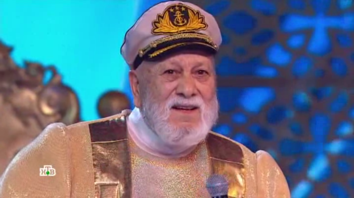 шоу маска султан бедрос киркоров