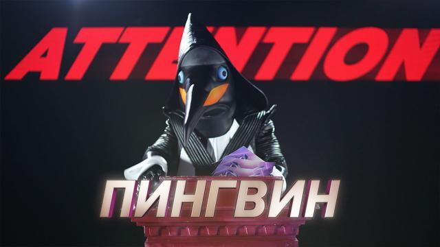 шоу маска пингвин