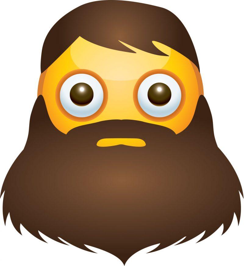 Фильтр убирает бороду