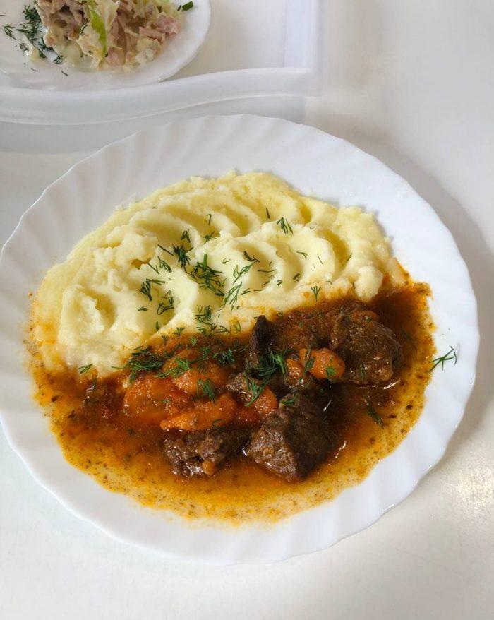 пельменная 1 санкт-петербург меню и цены