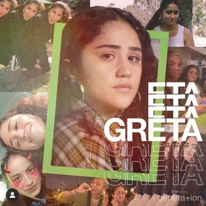 Актеры сериала Поколение в Инстаграме