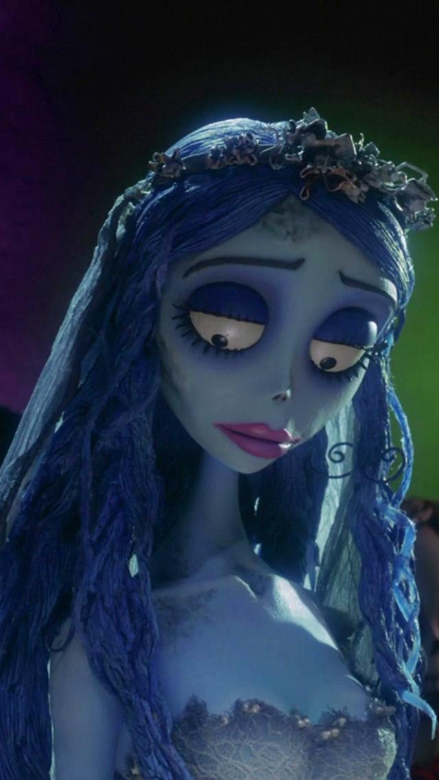 Маска с зомби невестой в ТикТоке