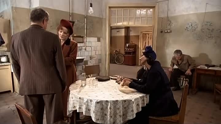 Современные сериалы про послевоенное время