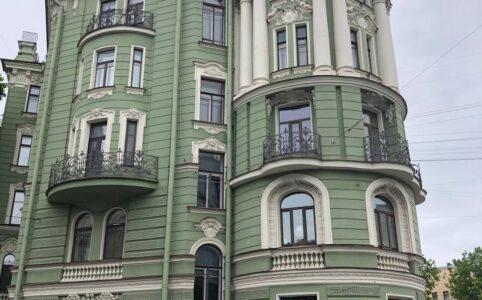 Доходный дом Колобовых в Санкт-Петербурге