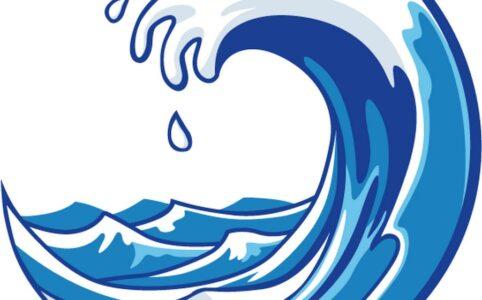 Эффект Волна в ТикТоке