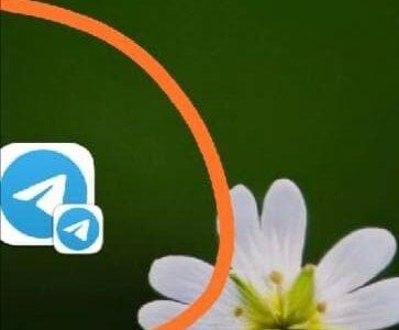 Как убрать значок уведомлений Телеграма сбоку слева на телефоне