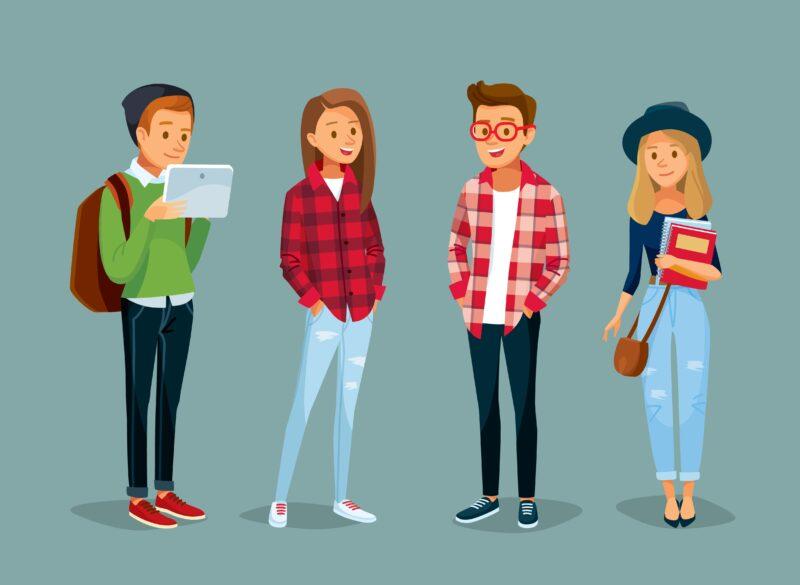 иностранные сериалы про подростков