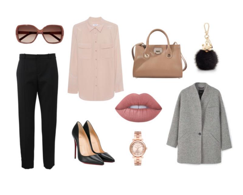 как одеваться в офис стильно и модно