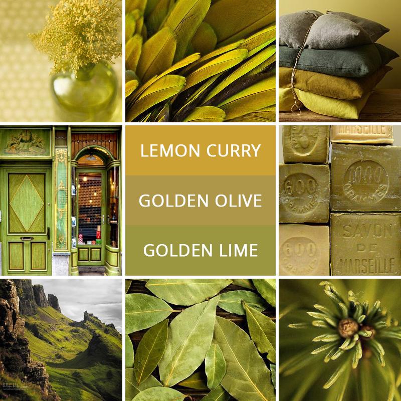 золотой лимон пантон