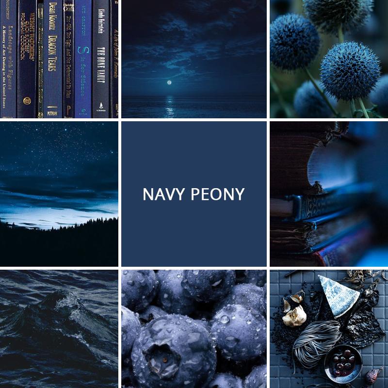 морской пион пантон