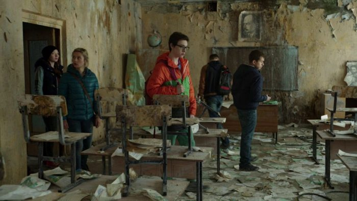 русские сериалы про подростков