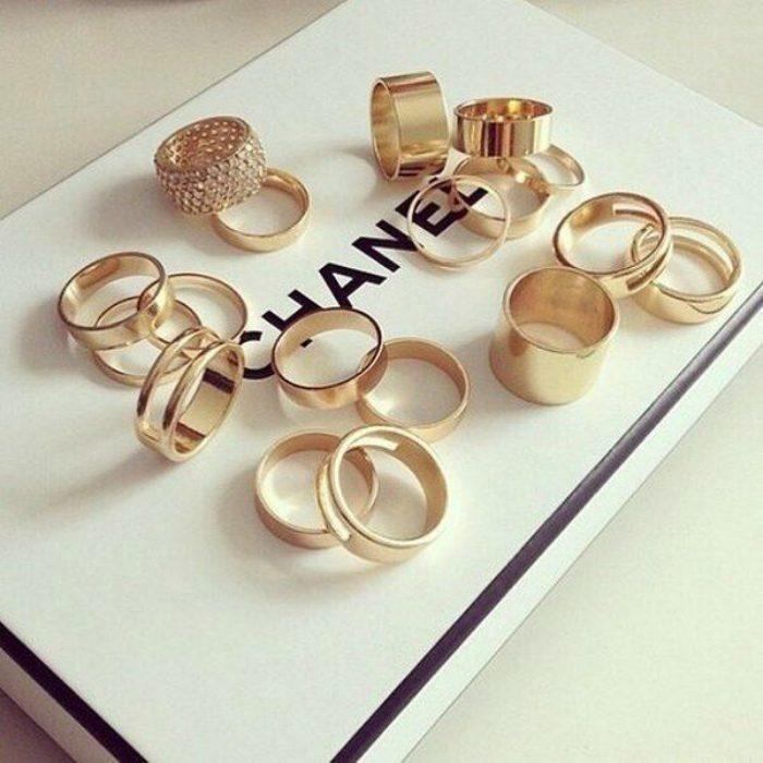 фаланговые кольца