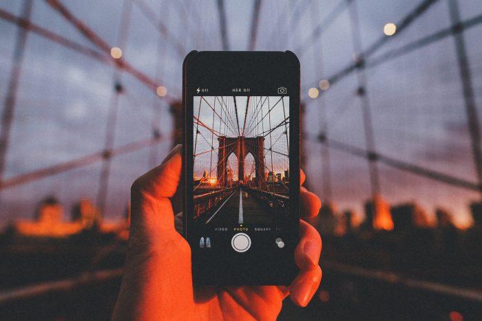 Ночная съемка на смартфон