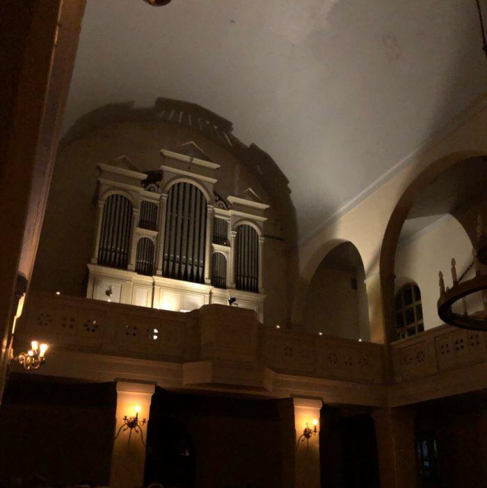 Органные концерты в Печорах